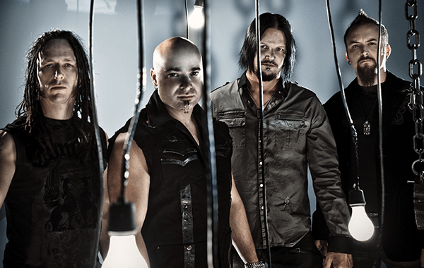 Disturbed debates on Cristina Scabbia's ass, Wrigley Field and metal music