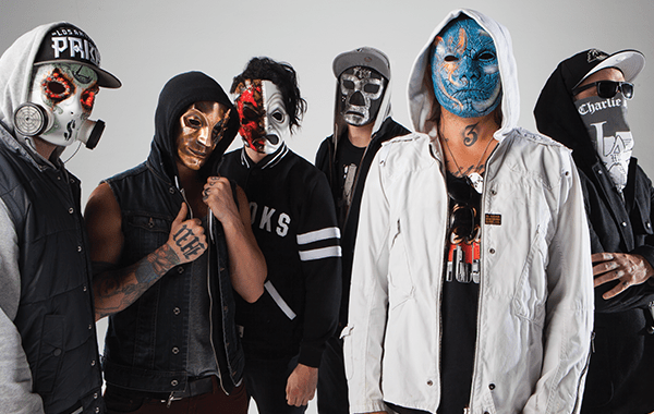 Hollywood Undead discuss the secret behind their masks, MySpace and flirting on tour