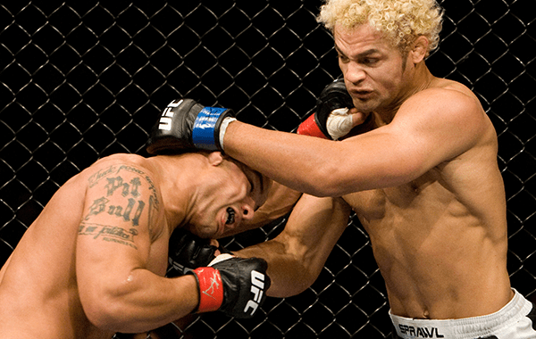UFC – Josh Koscheck speaks Georges St-Pierre, Matt Hughes, and Nick Diaz