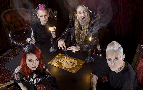 Coal Chamber on their reunion, Whisky a Go Go, and new techs in music
