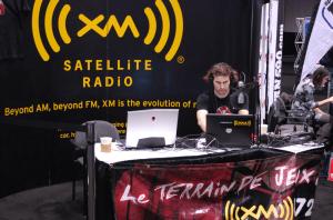 Pace's Playground - XM Satellite Radio - XM172