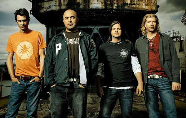 Staind chats about Dysfunction, anger in rock music and superheroes