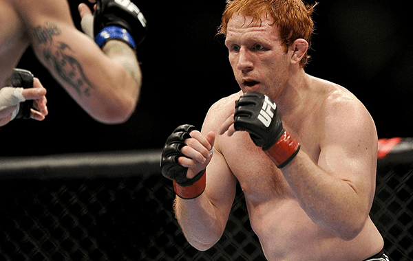 UFC – Mark Bocek discusses training Dana White, BJJ black belt and MMA fight prep