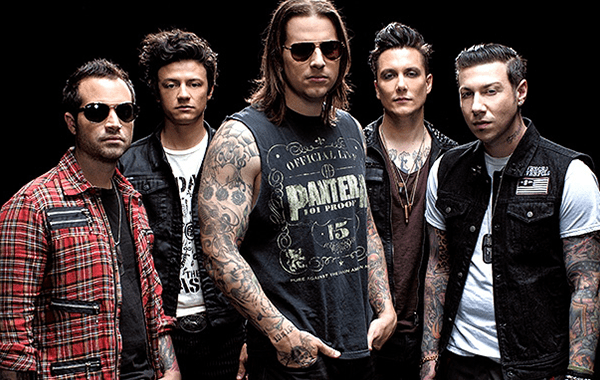 Avenged Sevenfold on Call of Duty, Golden Gods and the origins of their style