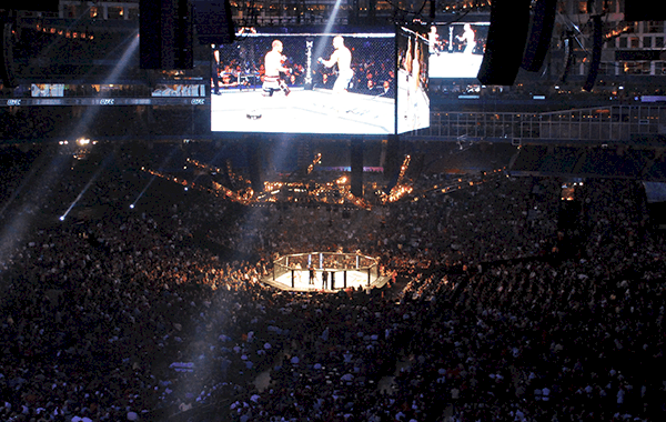 UFC 129 – St-Pierre vs Shields – Photos