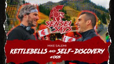 Kettlebells and the Active Discovery of Self w/Coach Mike Salemi | Sensei Says Podcast