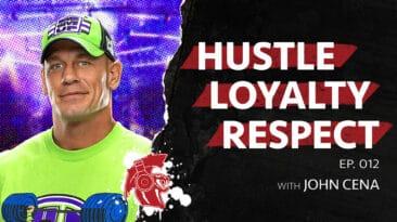 John Cena Interview | Sensei Says Podcast